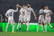 Hình ảnh đáng nhớ ở trận Real Madrid-Chelsea bất phân thắng bại