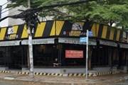 [Photo] TP.HCM: Hàng quán tạm ngừng hoạt động để chống dịch