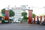 [Photo] Phong tỏa Bệnh viện Bệnh nhiệt đới Thành phố Hồ Chí Minh
