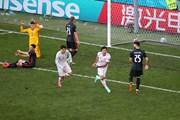 Cận cảnh chiến thắng 'siêu kịch tính' của Tây Ban Nha trước Croatia