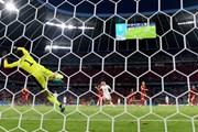 Cận cảnh Italy giành chiến thắng kịch tính trước đội số 1 thế giới