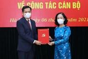 Ông Nguyễn Long Hải làm Bí thư Đảng ủy Khối Doanh nghiệp Trung ương
