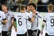 Cận cảnh Đức có trận thắng đầu tiên dưới thời HLV Hansi Flick