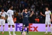 Cận cảnh Lionel Messi ghi bàn thắng đầu tiên cho PSG