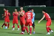 Đội tuyển Việt Nam tự tin trước cuộc chạm trán tuyển Trung Quốc