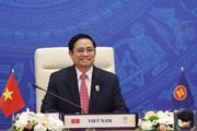 Thủ tướng Phạm Minh Chính tham dự Hội nghị cấp cao Đông Á lần thứ 16