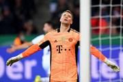 Cận cảnh Bayern Munich thảm bại 0-5 trước Monchengladbach