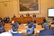 Việt kiều ở Pháp tích cực tham gia Hội đồng Cấp cao người châu Á