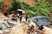 Xác minh tố cáo về khai thác vàng sa khoáng trái phép tại Thái Nguyên