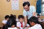 Phát động cuộc thi viết gương nhà giáo tâm huyết, học trò sáng tạo