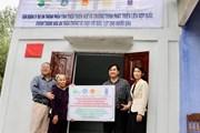 Bàn giao 107 căn nhà chống lũ an toàn cho người dân Thừa Thiên-Huế