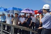 Đoàn đại biểu TTXVN thăm và làm việc tại thành phố cảng Hải Phòng