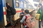Đường sắt đồng loạt giảm giá vé nhiều mác tàu cho hành khách