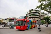 Hà Nội mở thêm tuyến buýt mui trần 2 tầng, lăn bánh ngày 10/10