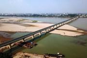 Mức thu phí cầu Việt Trì-Ba Vì qua sông Hồng cao nhất 185.000 đồng