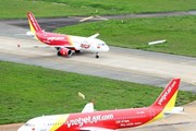 Máy bay Vietjet từ TP.HCM-Hà Nội phải quay đầu vì lỗi cảnh báo giả