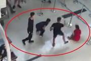 Không dung thứ hành vi côn đồ hành hung nhân viên hàng không