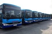 Hà Nội thay thế hàng loạt xe buýt chất lượng cao trên nhiều tuyến