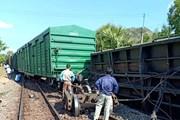 Nguyên nhân nào dẫn đến tàu hỏa Bắc-Nam bị trật bánh liên tiếp?