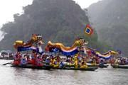 [Photo] Lễ hội truyền thống Thánh Quý Minh đại Vương