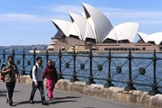 Thương mại dịch vụ Australia tăng kỷ lục trong tài khóa 2016-2017