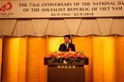 Nhật Bản đánh giá cao sự phát triển năng động của Việt Nam