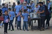 Các nước Arab huy động tài chính cứu trợ người tị nạn Palestine