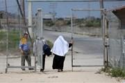 Israel mở lại cửa khẩu duy nhất cho người dân qua lại Dải Gaza