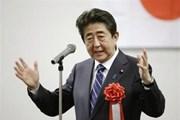Thủ tướng Nhật Bản Shinzo Abe trước cơ hội đắc cử nhiệm kỳ 3