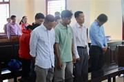 Xét xử vụ án lừa đảo chiếm đoạt hàng trăm tỷ đồng tại Công ty An Khang