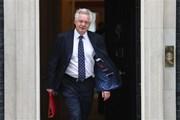Cựu Bộ trưởng Brexit đề xuất Anh và EU điều chỉnh lại các đề xuất