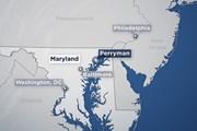 Mỹ: Vừa xảy ra nổ súng tại bang Maryland, nhiều người bị thương