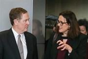 Các đại diện Mỹ và EU sẽ tiếp tục họp bàn về quan hệ thương mại