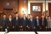 Thúc đẩy hợp tác Việt Nam-Azerbaijan trong nhiều lĩnh vực
