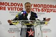 Tổng thống Moldova Igor Dodon bị tạm dừng chức vụ lần thứ 4