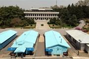 Hàn Quốc sẽ thảo luận với Triều Tiên tháo gỡ vũ khí khỏi Panmunjom