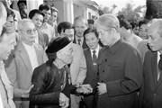 Vĩnh biệt đồng chí Đỗ Mười - người cộng sản mẫu mực và trung kiên