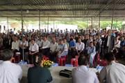 Đà Nẵng: Hàng loạt sai phạm ở hai nhà máy thép Dana-Úc và Dana-Ý