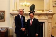 Khẳng định tầm quan trọng trong quan hệ Việt Nam-Anh
