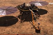 Tàu InSight thực hiện sứ mệnh thăm dò trên Sao Hỏa như thế nào?