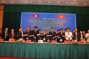8 tỉnh của Việt Nam và Lào nỗ lực triệt phá các điểm nóng ma túy