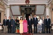 TP.HCM và Thượng Hải tăng cường trao đổi công tác đại biểu nhân dân