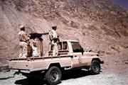 Nhóm Jaish al-Adl nhận là thủ phạm bắt cóc 12 nhân viên an ninh Iran