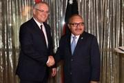 Australia-Papua New Guinea quy hoạch lại căn cứ hải quân chung