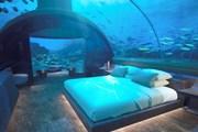 [Video] Kỳ ảo khách sạn dưới đáy biển đầu tiên trên thế giới