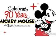 [Video] Walt Disney tổ chức sinh nhật 90 tuổi cho chú chuột Mickey