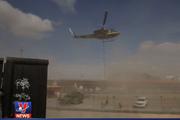[Video] Quân đội Mỹ tập trận sát hàng rào biên giới với Mexico