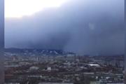 [Video] Sóng thần tuyết khổng lồ 'nuốt chửng' thành phố ở Siberia