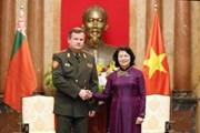 Tăng cường quan hệ Việt Nam-Belarus trên các lĩnh vực tiềm năng