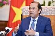 Thứ trưởng Nguyễn Quốc Dũng: Hội nghị Cấp cao ASEAN 33 rất thành công